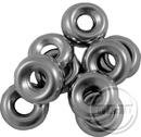 Blackface Style Medium Chrome Decorative Washers