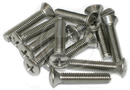 Stainless Oval Head Phillips Screw For Large Handle