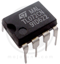Tl072 Dual Jfet Input Op-Amp