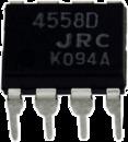 4558 Dual Op-Amp