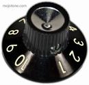 Fender 1-10 Knob (Set Screw)