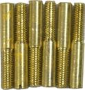 Mini Humbucker Polepieces Gold