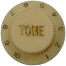 Strat Tone Knob (Cream)