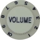 Strat Volume Knob (Mint Green)