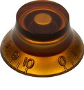 Top Hat Knob (Amber)