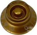 Top Hat Knob (Gold)