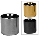 9.5Mm String Bushings Set Of 6 Black