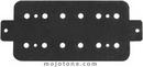 Fiberboard Humbucker Frame 53mm