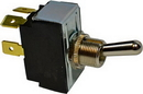 Carling, DPST 3 Position Toggle Switch (On -  Standby - Off)