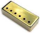 American Mini Humbucker Pickup Cover Gold 50mm