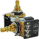 Cts 500K Dpdt Push-Pull Potentiometer