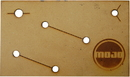 Mojotone Es-335 Assembly Board Template