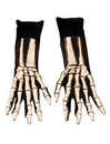 Morris Costumes 10-05BSG Gloves Skeleton