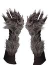 Morris Costumes 10-15GBS Werewolf Hands Gray
