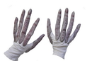 Morris Costumes 10-20GBS Alien Hands For 9007Bs