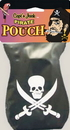 Morris Costumes 10-220 Pirate Jack Pouch