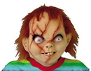 Morris Costumes 60-03BS Chucky Seed Of Latex Mask