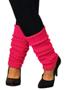Alexanders Costumes AA-104 Leg Warmers Adult Neon Pink