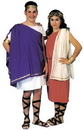 Alexanders Costumes 149 Toga Woman