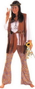 Alexanders Costumes 204 Hippie Love Child Adult