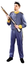 Alexanders Costumes 41SM Confed Enlisted Uniform Small