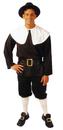 Morris Costumes AC-207MD Pilgrim Man Medium