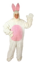 Morris Costumes AD-74 Bunny Suit Mens Xlarge White