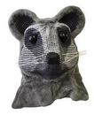 Morris Costumes AD-79 Mouse King Head Only