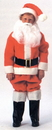 Morris Costumes AE-10 Santa Suit Child Sz 10-12