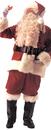 Morris Costumes AE-14 Santa Suit Deluxe Velvet