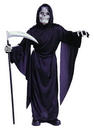 Morris Costumes AF-16MD Horror Robe Child Medium