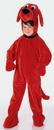 Morris Costumes AF-180T Clifford Toddler