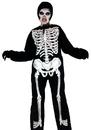 Morris Costumes AF-45LG Skeleton Child Large