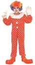 Morris Costumes AF-86LG Clown Dlx Child Large