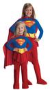 Morris Costumes AF-92LG Supergirl Child Large