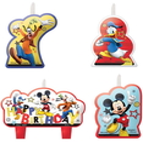 Morris Costumes AM-171789 Disney Mickey Candle Set