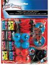 Morris Costumes AM-398026 Power Rangers Ns Favors