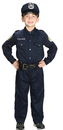 Aeromax Costumes AR-37SM Police Officer Child 4-6