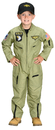 Aeromax Costumes AR-38SM Fighter Pilot Child Small 4-6