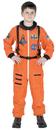 Aeromax Costumes 52MD Astronaut Suit Orange 8 To 10