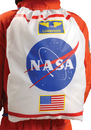 Aeromax Costumes AR-DSAW Astronaut Backpack Ages 3 Up