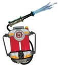 Aeromax Costumes AR-FPWR Fire Power Soaker Ages 5 Up