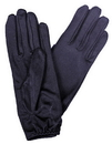 Morris Costumes BA-04BK Gloves Ladies Nylon Blk 1 Size