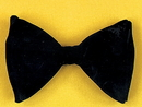 Morris Costumes BB-40BK Bow Tie Formal Black