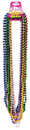 Morris Costumes BB-480 Beads 33In 7 1/2Mm Ppg Bead 12