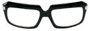 Morris Costumes BB-522 Glasses 80'S Scratcher Blk Clr