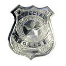 Morris Costumes BB-60 Badge Police