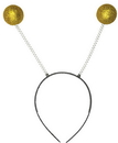 Morris Costumes BC-08GD Antenna Gold Alien