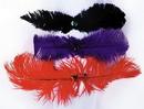 Morris Costumes BC-25BK Dance Hall Headpiece Black
