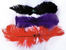 Morris Costumes BC-25RD Dance Hall Headpiece Red